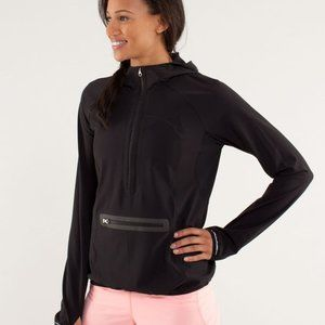 Lululemon Run: Stash & Dash Pullover - Black 4